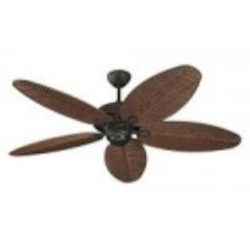 Monte Carlo Bronze Outdoor Fan - 5CU52RB