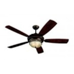 Monte Carlo Three Light Bronze Outdoor Fan - 5ED56RBD