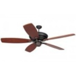 Monte Carlo Bronze Fan Motor Without Blades - 5SIRB