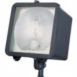 Nuvo Metal Halide Landscape Mount Flood Light - 175w MH - Medium Base - 65/019