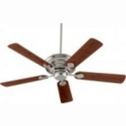 Quorum 52'' 5BL BARCLAY FAN - STN - 76525-65