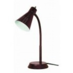 Satco Products Inc. Bronze Desk Lamp - 60-817