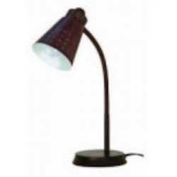 Satco Products Inc. Bronze Desk Lamp - 60-818