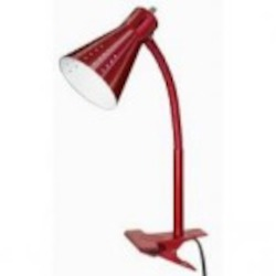 Satco Products Inc. CLIP ON GOOSE NECK LAMP - 60-820