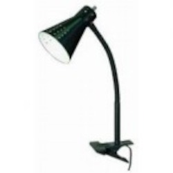 Satco Products Inc. CLIP ON GOOSE NECK LAMP - 60-836