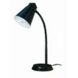 Satco Products Inc. Chrome Desk Lamp - 60-838
