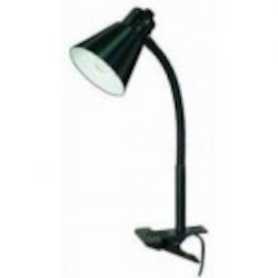 Satco Products Inc. CLIP ON GOOSE NECK LAMP - 60-843