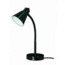 Satco Products Inc. Chrome Desk Lamp - 60-844
