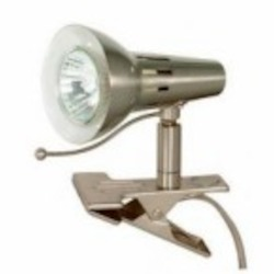Satco Products Inc. HALOGEN CLIP ON LAMP - 60-850