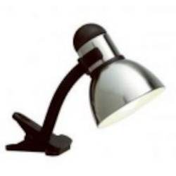 Satco Products Inc. CLIP ON LAMP - 76-357