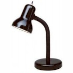 Satco Products Inc. Chrome Desk Lamp - 77-537