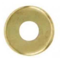 Satco Products Inc. 7/8'' BRASS CHECKRING B/L 1/8 S - 90-2142