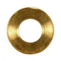 Satco Products Inc. 7/8'' BRASS CHECKRING B/L 1/4 S - 90-2148