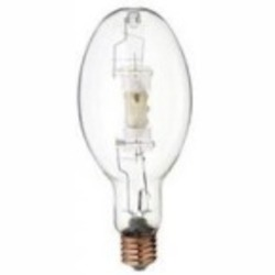 Satco Products Inc. 400 watt; Metal Halide; Mogul base; ED37; Clear; 4000K - S4833