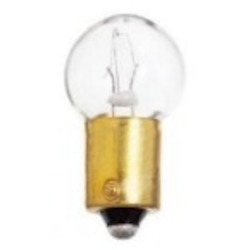Satco Products Inc. 4.41 watt miniature; G6; 1000 average rated hours; Bi Pin base; 7 volts - S6946