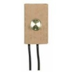 Satco Products Inc. 300W ROTARY FULL RANGE DIMMER - 80-1293