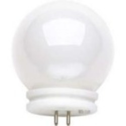 Satco Products Inc. 35 watt halogen; G14; White; 2000 average rated hours; 450 lumens; Miniature 2 Pin Round base; 12 vo - S3188
