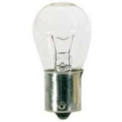 Satco Products Inc. 13.31 watt miniature; S8; 700 average rated hours; SC Bay base; 12.8 volts - S3623