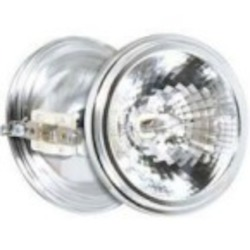 Satco Products Inc. 50 watt halogen; AR111; 3000 average rated hours; G53 base; 12 volts - S4689