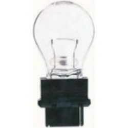 Satco Products Inc. 26.88 watt miniature; S8; 1200 average rated hours; Plastic Wedge base; 12.8 volts - S6965