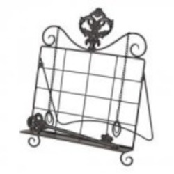 Sterling Industries Iron Book Stand - 129-1065