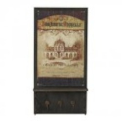Sterling Industries Chateau Neuf De Pape-Chateau Neuf De Pape Wall Décor With Hooks - 26-8678