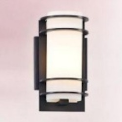 Troy One Light Aluminum Outdoor Wall Light - B6061BA
