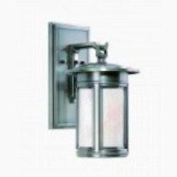 Troy Nickel Wall Lantern - BIH6910AN