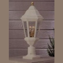 Troy Bronze Post Light - P6832BZP