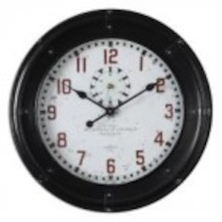 Uttermost Philly Wall Clocks - 06095