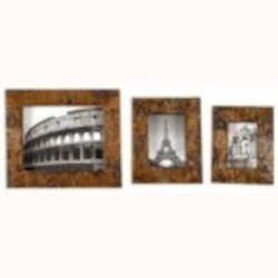Uttermost Hema Photo Frames, S/3 - 18555