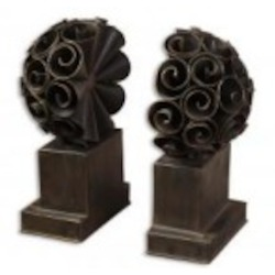 Uttermost Bookends - 19208