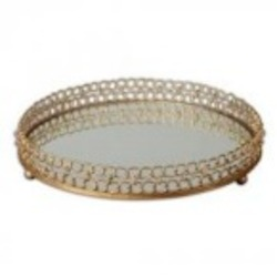 Uttermost Dipali Mirrored Tray - 19807