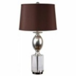 Uttermost Almira Silver Leaf Lamp - 26281