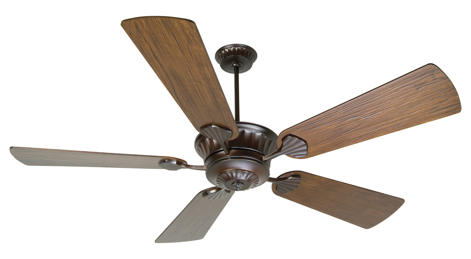 Craftmade Ceiling Fan With Five 70 Quot Premier Hand Scraped
