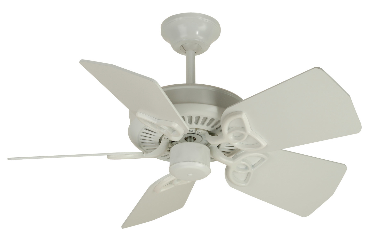 Craftmade White Piccolo 30in 5 Blade Indoor Ceiling Fan