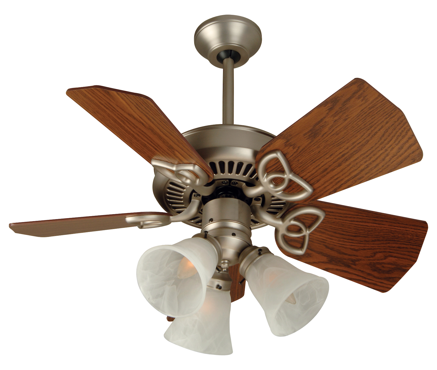 Craftmade Brushed Nickel Piccolo Indoor Ceiling Fan