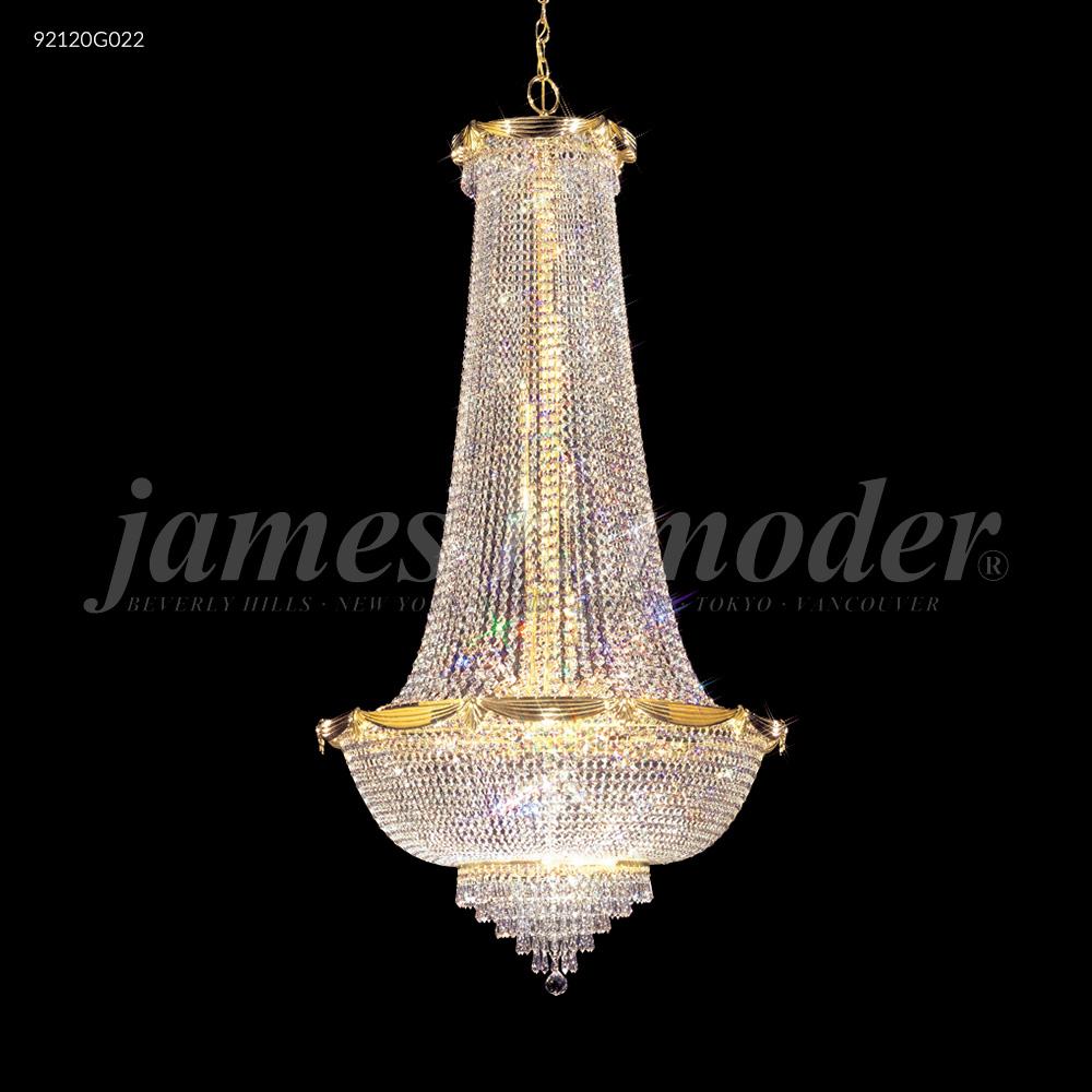 James R Moder Entry Chandelier 92120G22