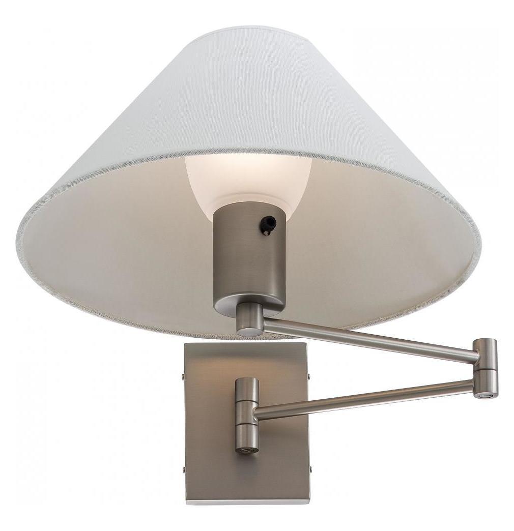 minka george kovacs p4358 1 603 one light matte brushed. Black Bedroom Furniture Sets. Home Design Ideas