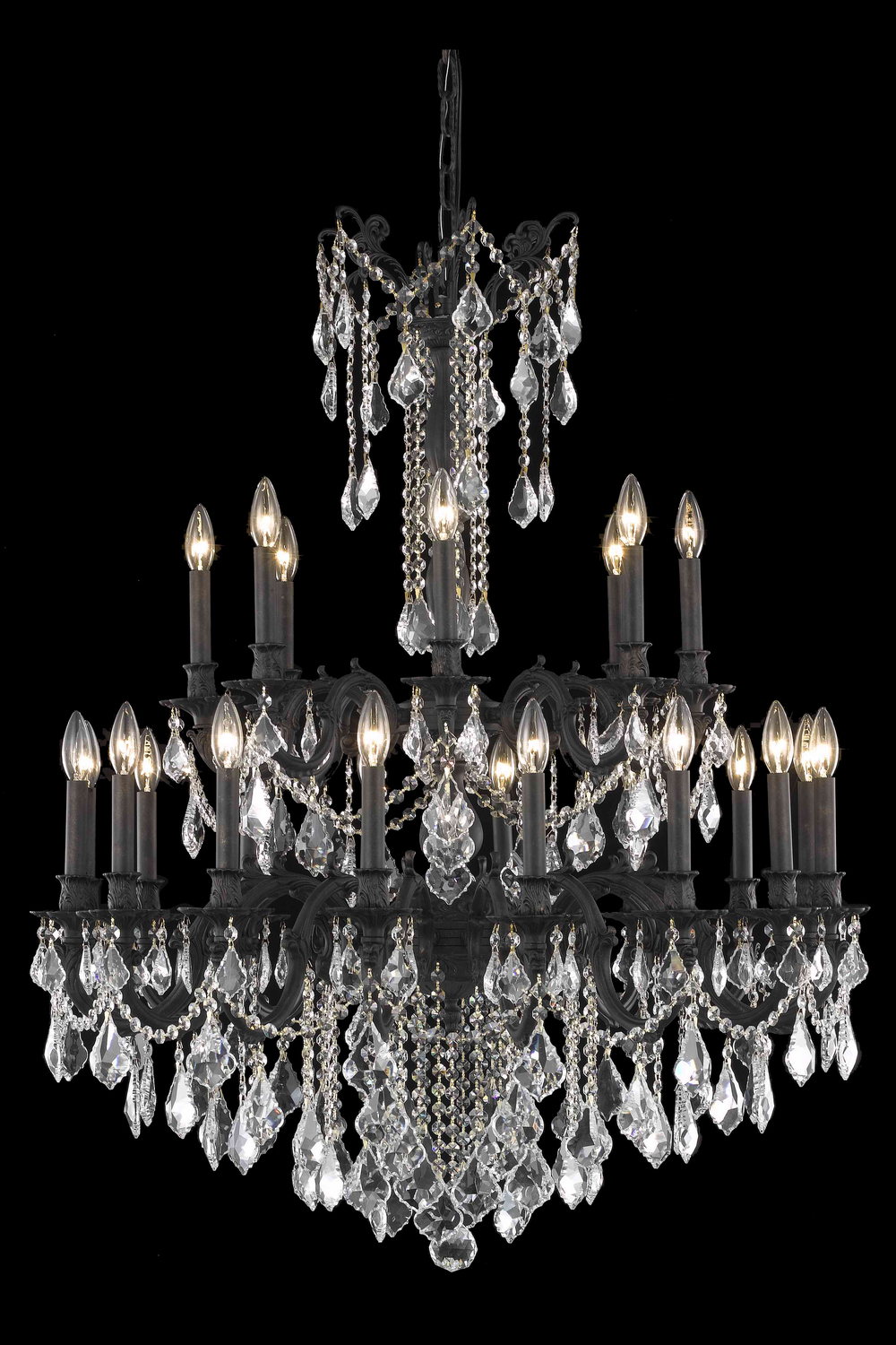 Elegant Foyer Chandeliers : Elegant lighting foyer hallway dark bronze g db sa