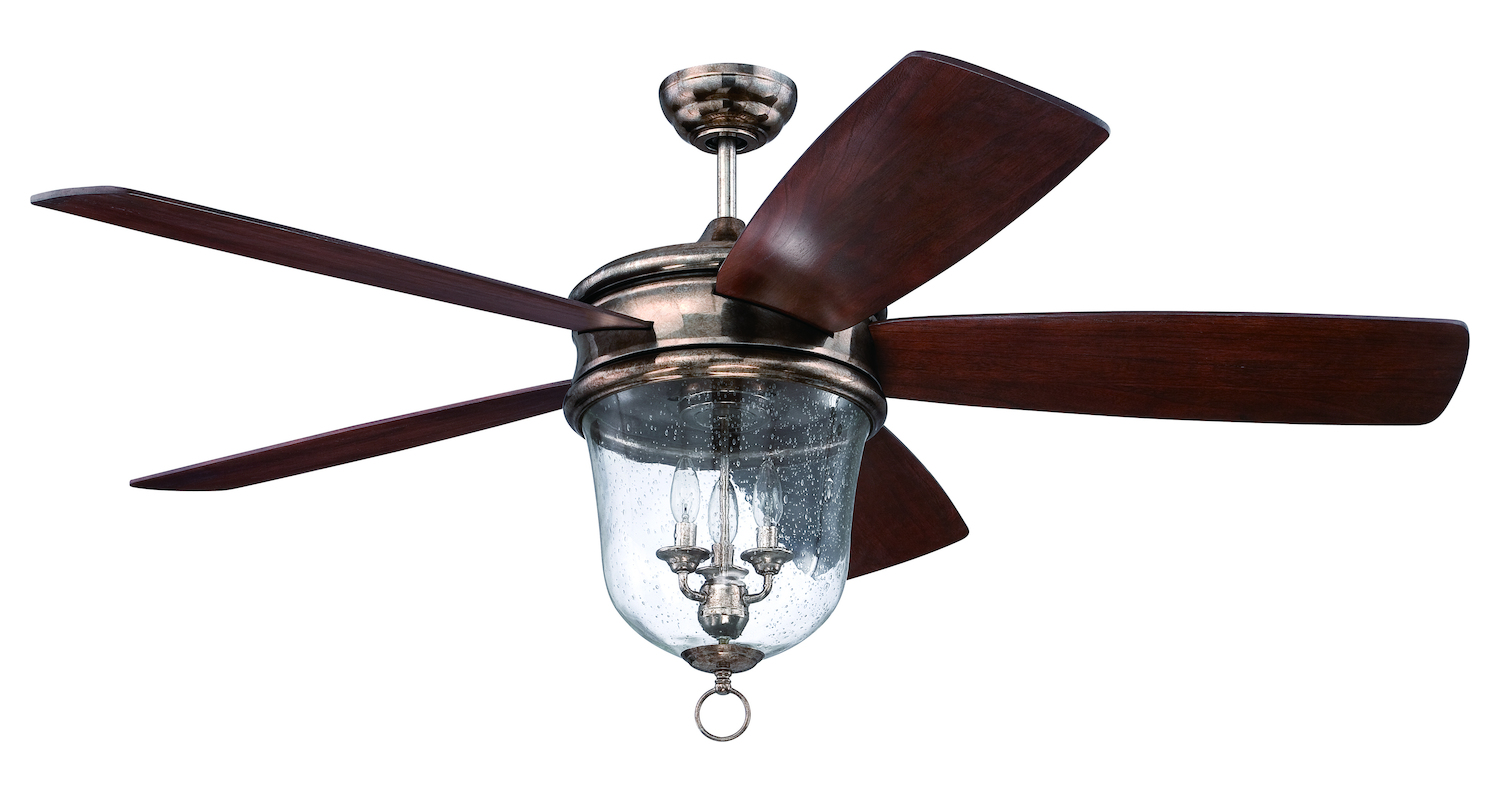 craftmade 60in ceiling fan w blades light kit