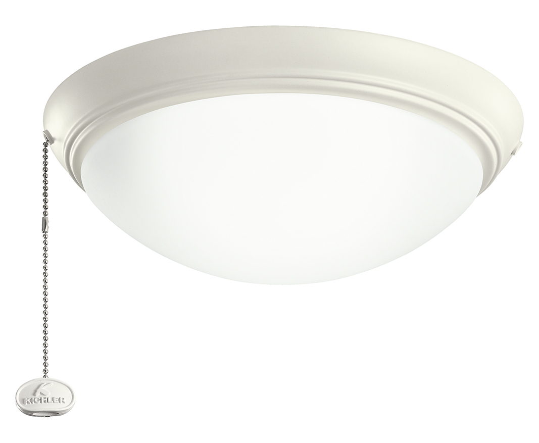 Kichler Low Profile Led Fixture Satin Natural White 338200snw From Accessory Collection
