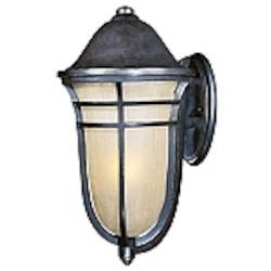 Westport Collection Artesian Bronze finish Outdoor Wall Light - 40105MCAT