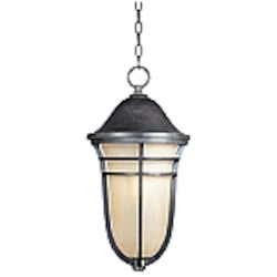 Westport Collection Artesian Bronze finish Outdoor Lantern - 40107MCAT