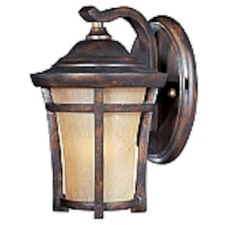 Balboa Collection Copper Oxide finish Outdoor Wall Light - 40162GFCO