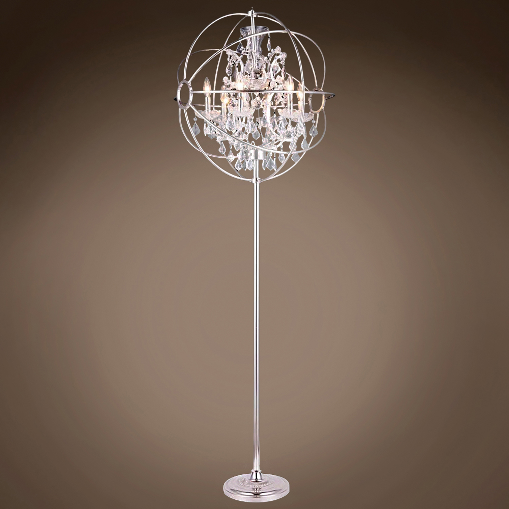Joshua Marshal 701511 Foucault S Orb Design 6 Light 24