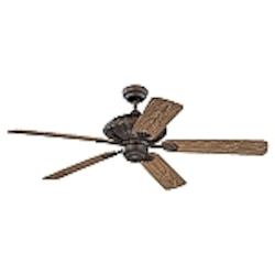 5CZ52RB – Monte Carlo Ceiling Fan Cozumel Collection SKU# 186731