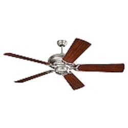 5GP60BS – Monte Carlo Ceiling Fan Grand Prix Collection SKU# 186808