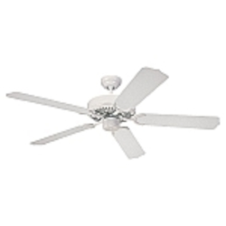 5WF52WH – Monte Carlo Ceiling Fan Weatherford Collection SKU# 33121