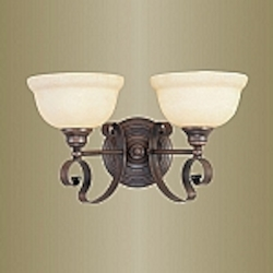 Manchester Collection Imperial Bronze Finish Wall Sconce – 6162-58